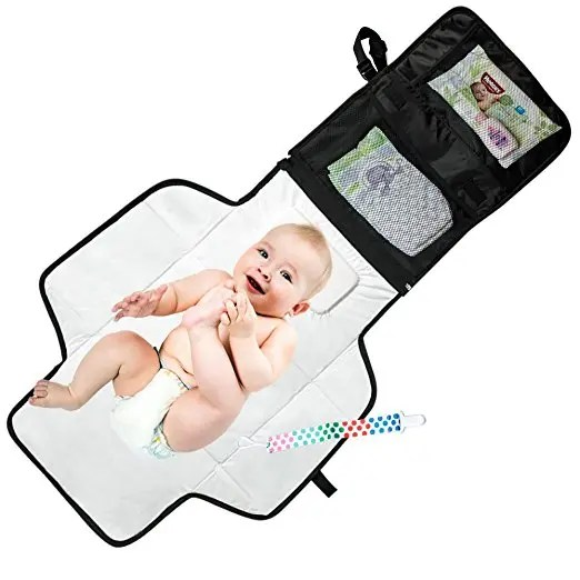 Mom's Besty Luxury Baby Change Pad