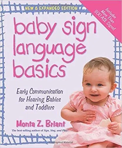2019 Best Baby Sign Language Books Adventure Baby