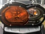 BMW 1200GS detail.