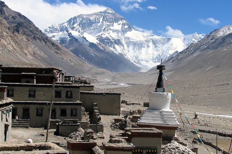China Closes North Side Everest Base Camp to Trekkers and Tourists