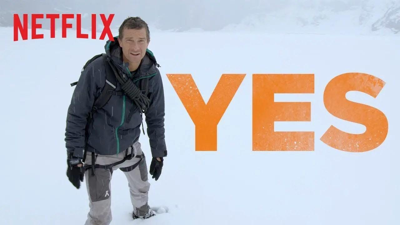Netflix Unveils Interactive Survival Show Starring Bear Grylls