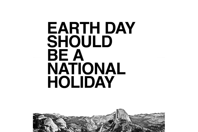 Adventure Quickies: The North Face Wants to Make Earth Day a National Holiday and Much More