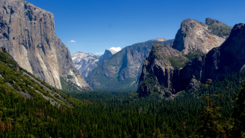 Outbreak of Norovirus Linked to Yosemite National Park