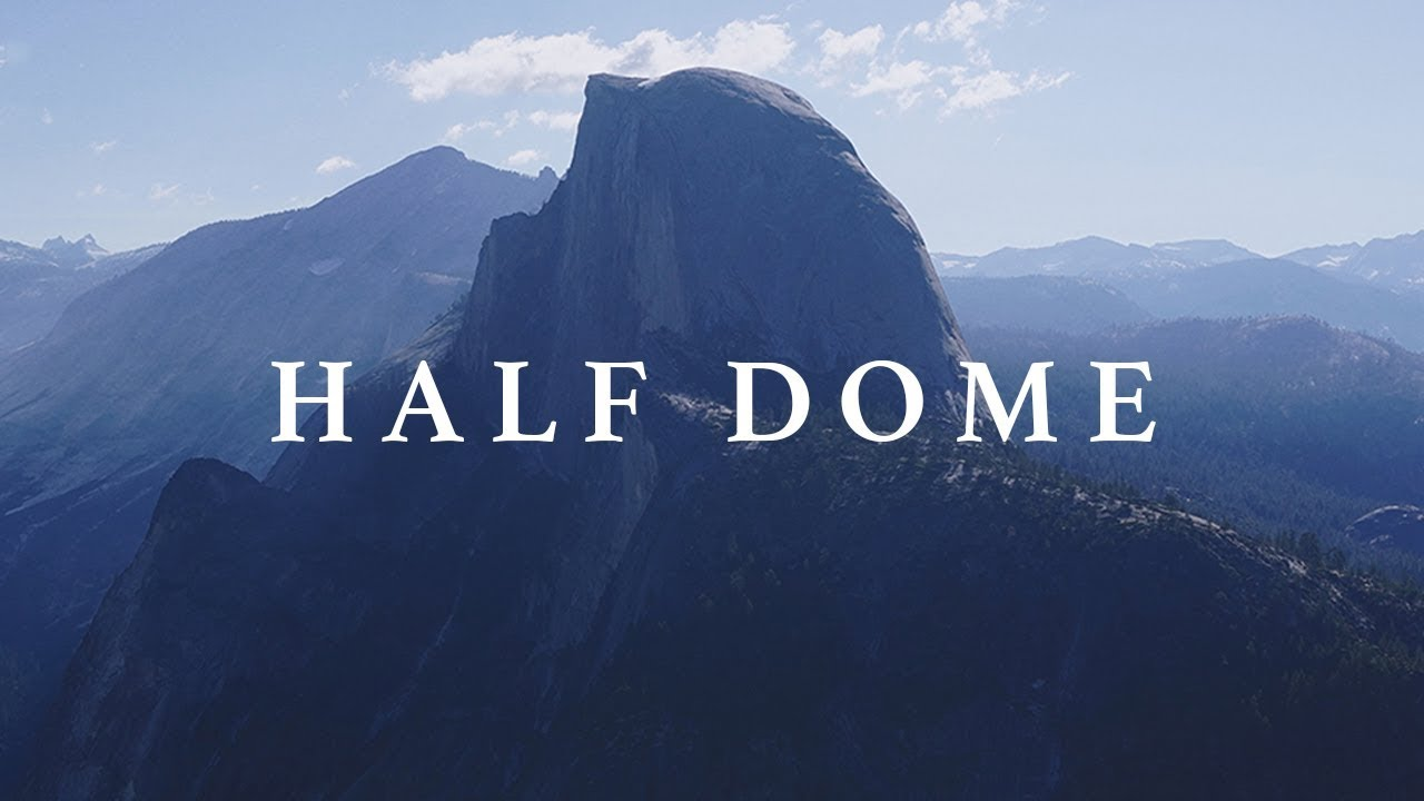 Video: Solo Backpacking Yosemite's Half Dome