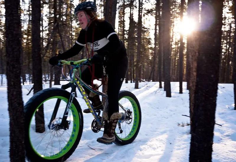 Gear Junkie Offers Tips For Winter Fat Biking