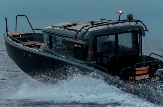 XO boats for extreme conditions