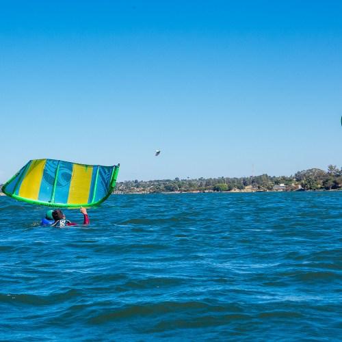 kitesurf lago paranoa