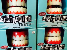 RT chattering teeth