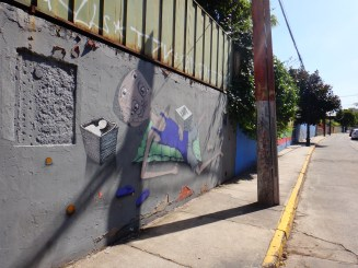 Street art Bellavista
