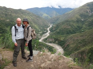 The Inca Trail!