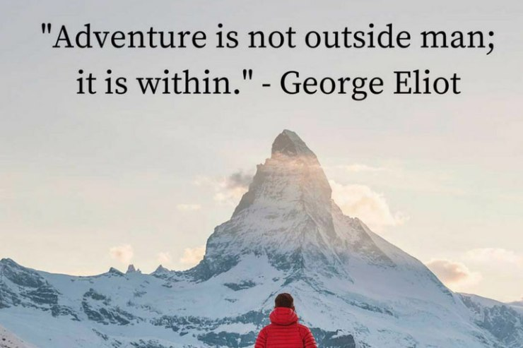 Inspirational Adventure Quotes