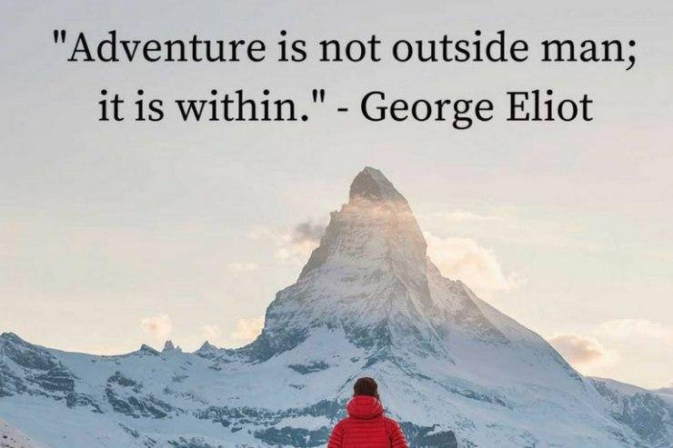 Inspirational Adventure Quotes