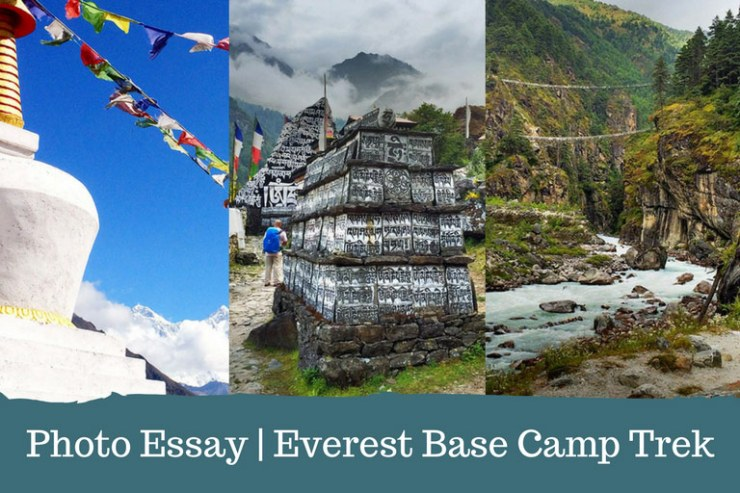 Everest Base Camp Trek Photo Essay