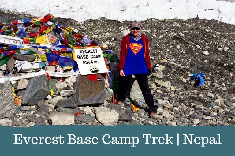 Everest Base Camp Trek Overview