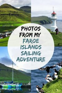 16 Photos from my Faroe Islands Sailing Adventure
