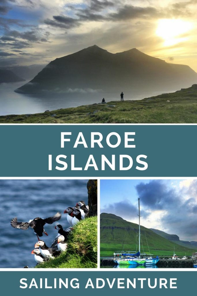 Faroe Islands Sailing Adventure