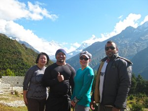 Everest Base Camp Trek Group