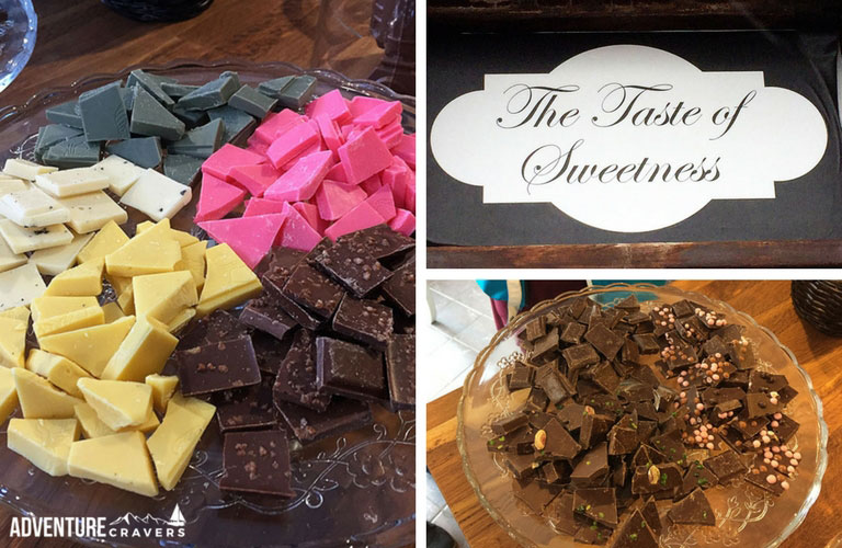 Icelandic Chocolate - Taste of Sweetness