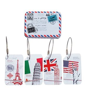 Gift Ideas - Travel Luggage Tags