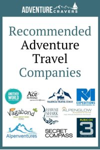 Recommended Adventure Travel Companies