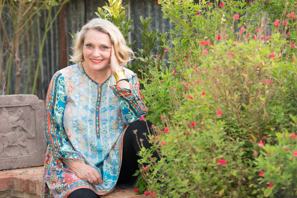 Robyn Davidson today - Photo: Marion Williams Photography