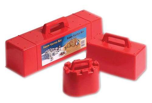 Gift Idea for Kids - Snow fort / Snow Castle / Sand Castle Maker