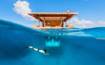 33 Unique Accomadations in the world ( Pt.3 )
