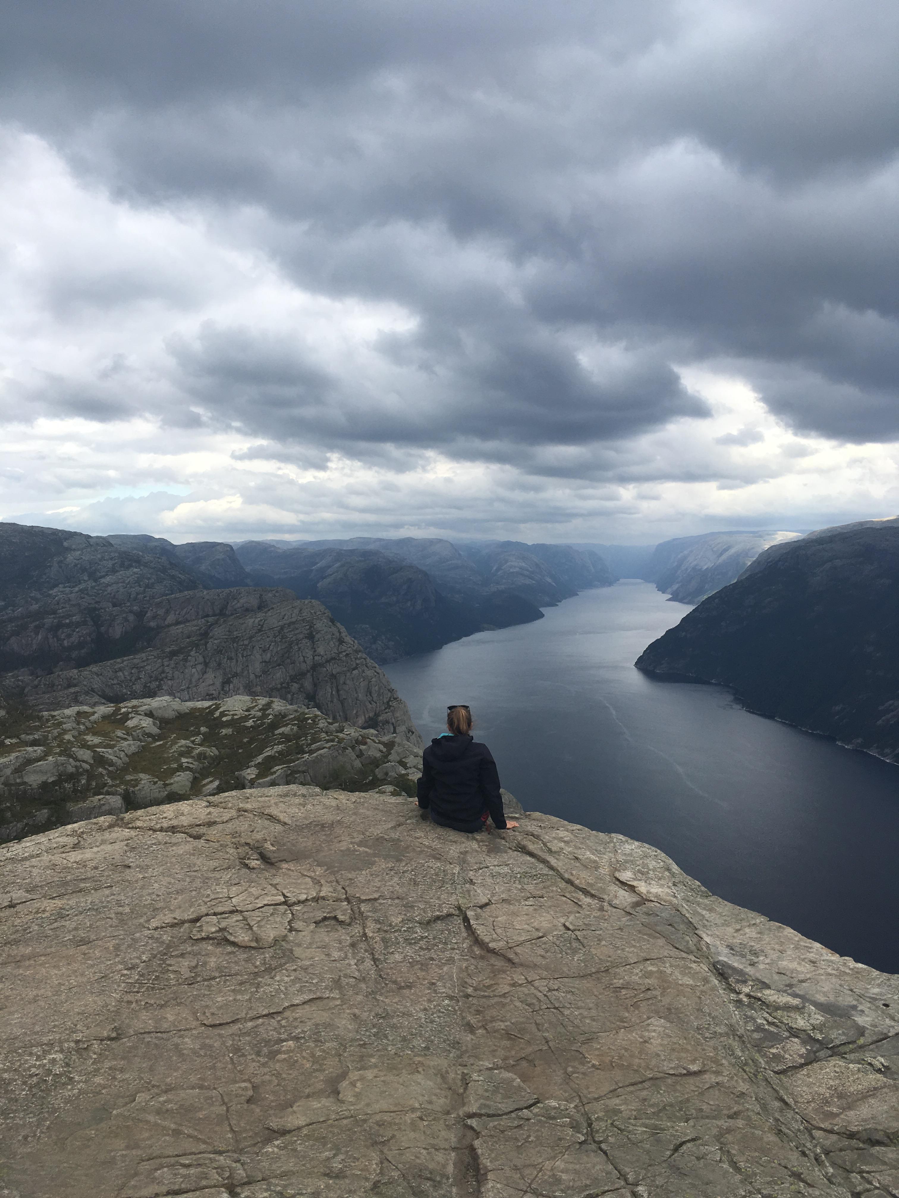 Preikestolen Hiking Norway