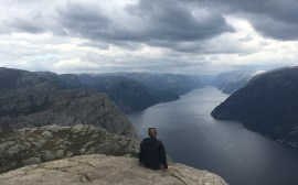 Preikestolen Hiking Norway