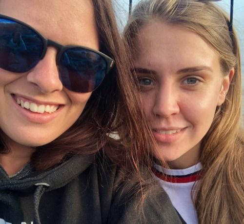 Lauren and Paisley's best beaches in South Devon