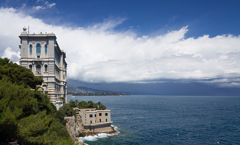 Monte Carlo Things to Do - Tour The Oceanographic Museum