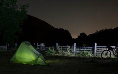 Kids Camping Trip