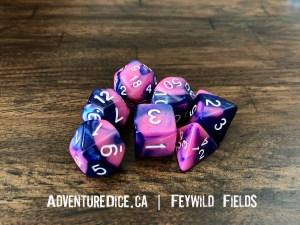 Feywild Fields Dice