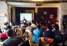 """Conferinteproiectului """"Zi-le de Turism"""" al Organizatiei Studentilor pentru Turismul Romanesc"""
