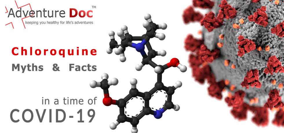 Chloroquine Myths and Facts in a Time of COVID-19