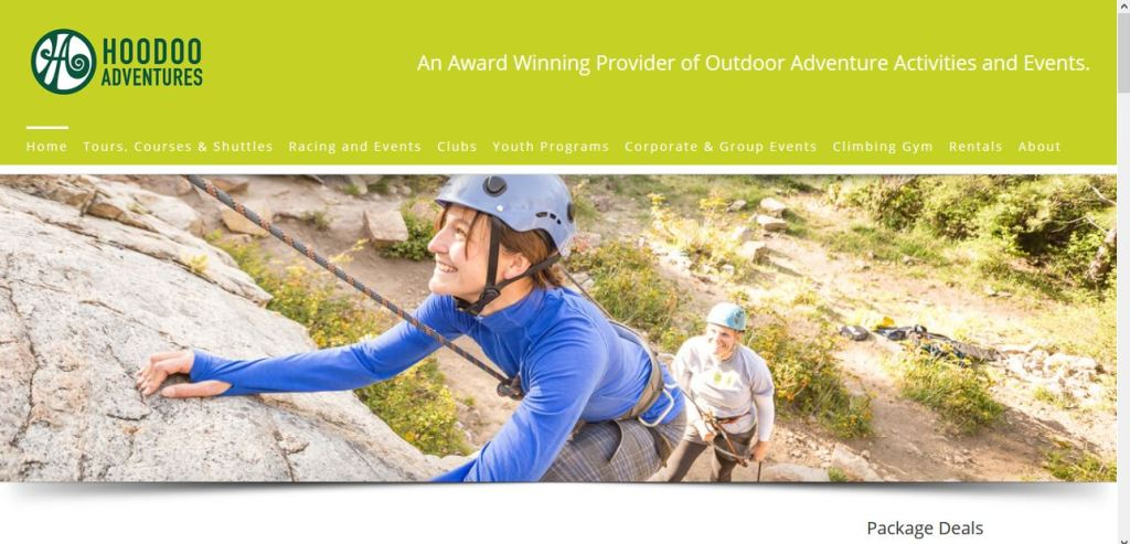 hoodoo adventures multi-activity