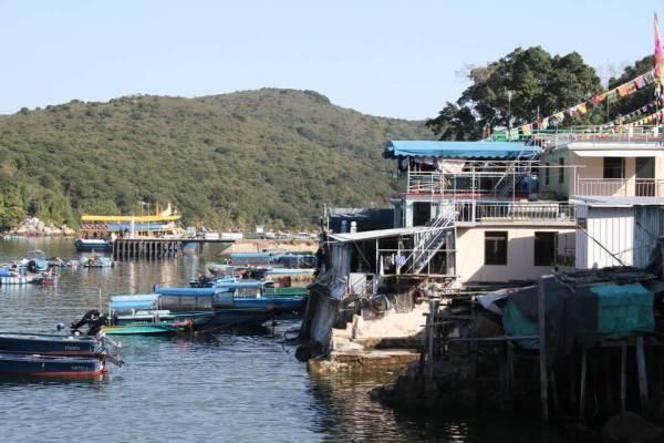 漁村の写真