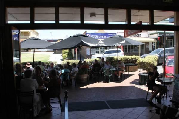 キングスコートカフェの写真