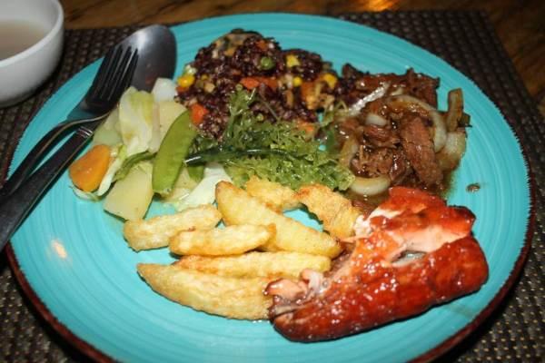 フィリピン料理の写真