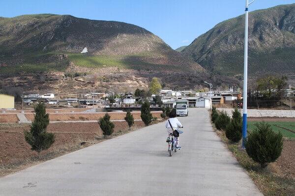 オールドシアターインでサイクリングの写真