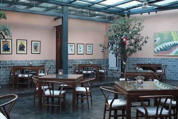 リンデンセンターレストランの写真