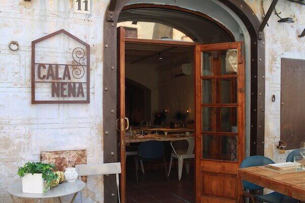 レストラン、カサネラの写真