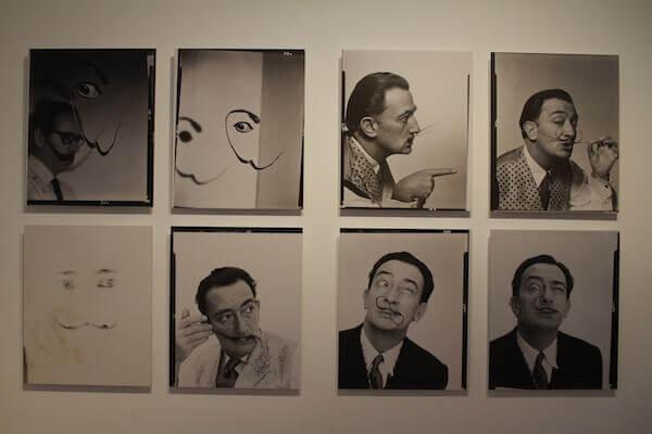 サルバドール・ダリの写真