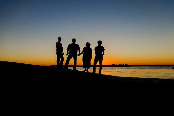 家族旅行のアイキャッチ画像