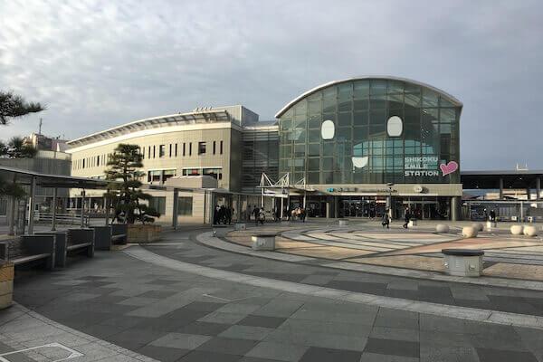JR高松駅の写真