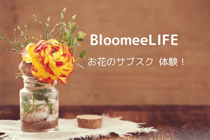 BloomeeLIFEのアイキャッチ画像