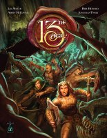 13th Age Core Rulebook (cover)