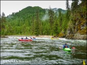 Rafts_Kayaks_Clouds_Selway_Idaho