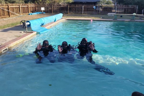 Never stop learning - Rebreather Open Water