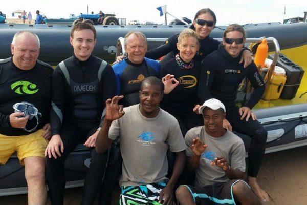 Peens family-diving